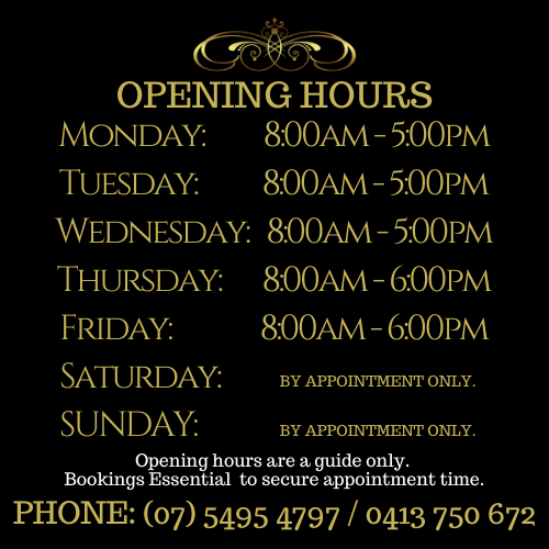Collagen Clinique Morayfield opening hours